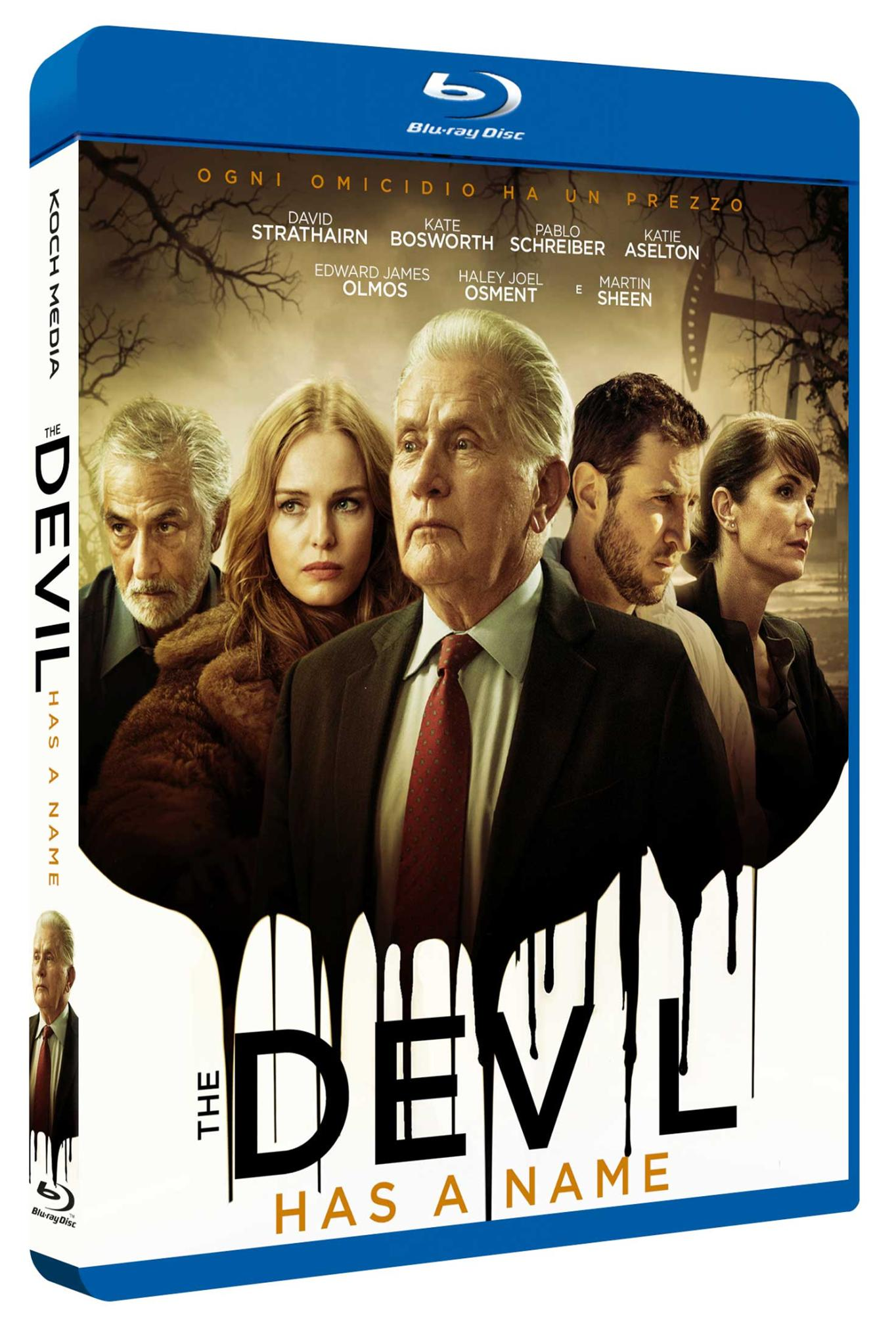 THE DEVIL HAS A NAME - BLU RAY