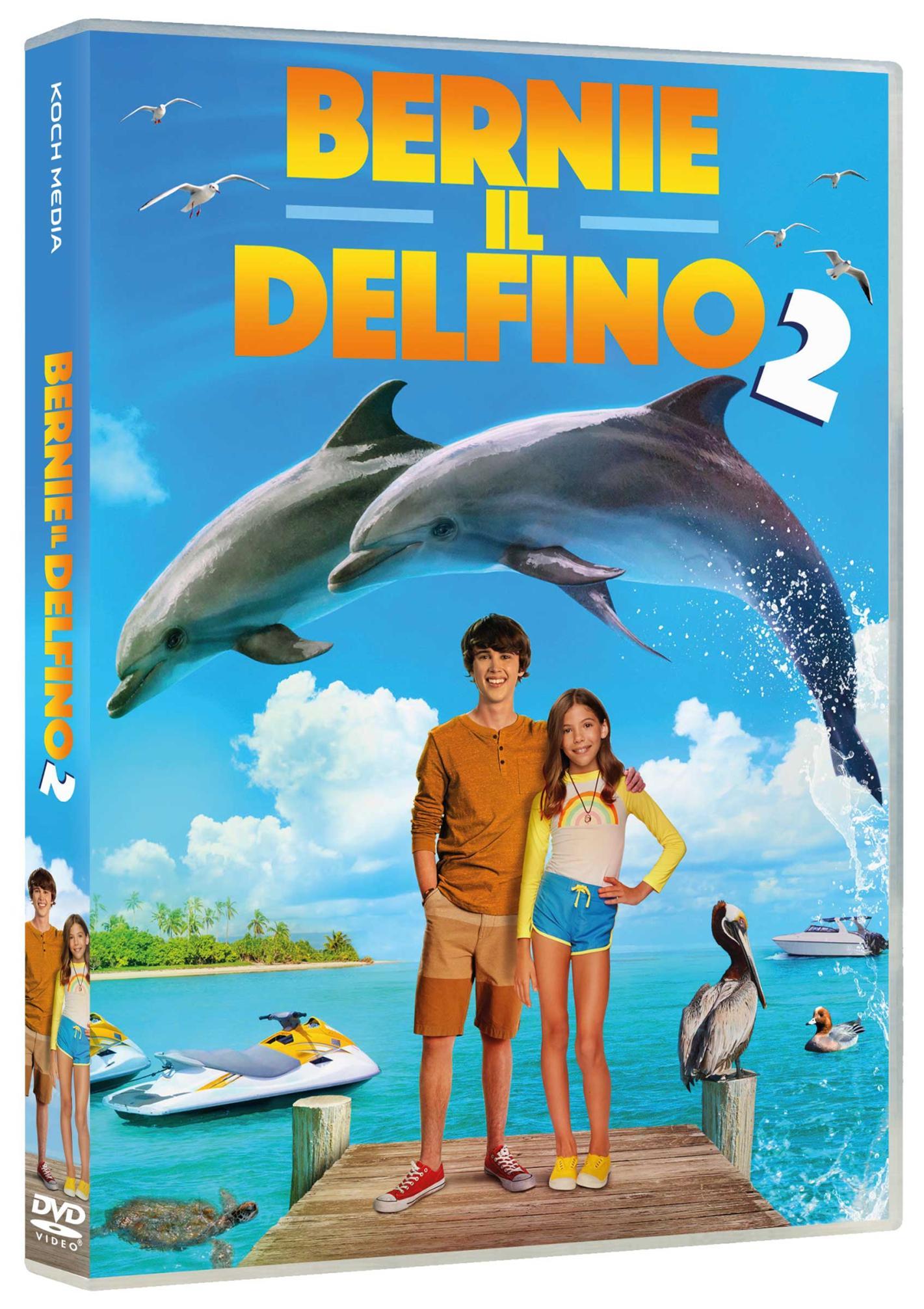 BERNIE IL DELFINO 2 (DVD)