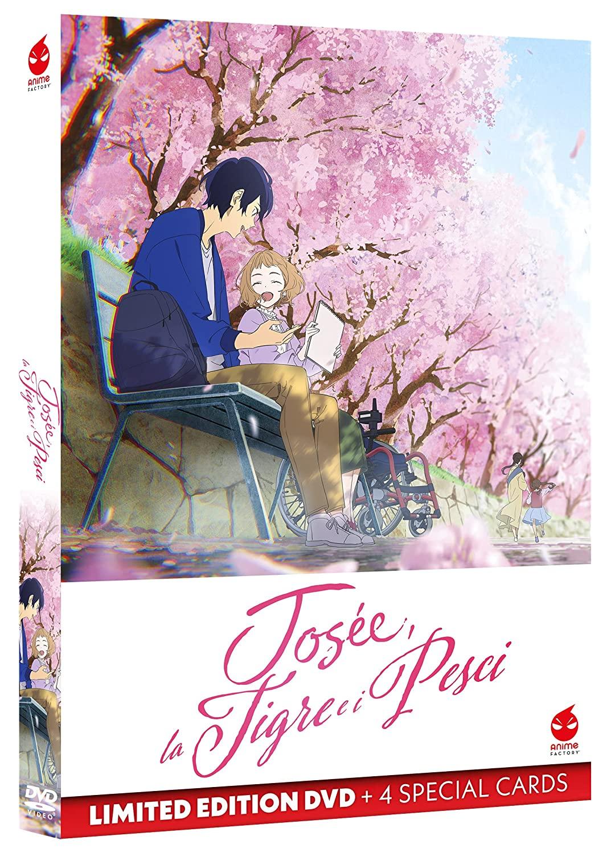 JOSEE LA TIGRE E I PESCI (DVD)