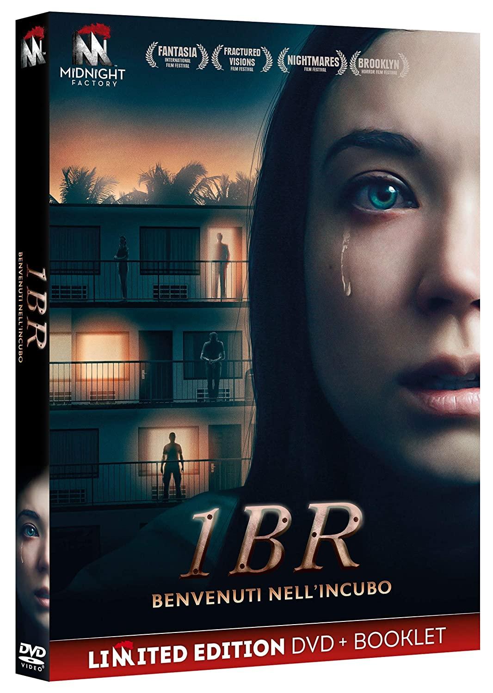 1 BR: BENVENUTI NELL'INCUBO (DVD+BOOKLET) (DVD)