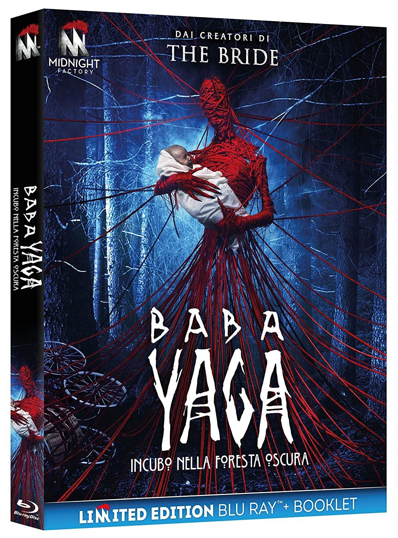 BABA YAGA: INCUBO NELLA FORESTA OSCURA (BLU RAY + BOOKLET)