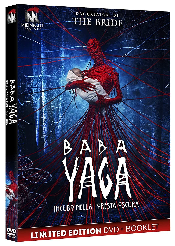 BABA YAGA: INCUBO NELLA FORESTA OSCURA (DVD+BOOKLET) (DVD)