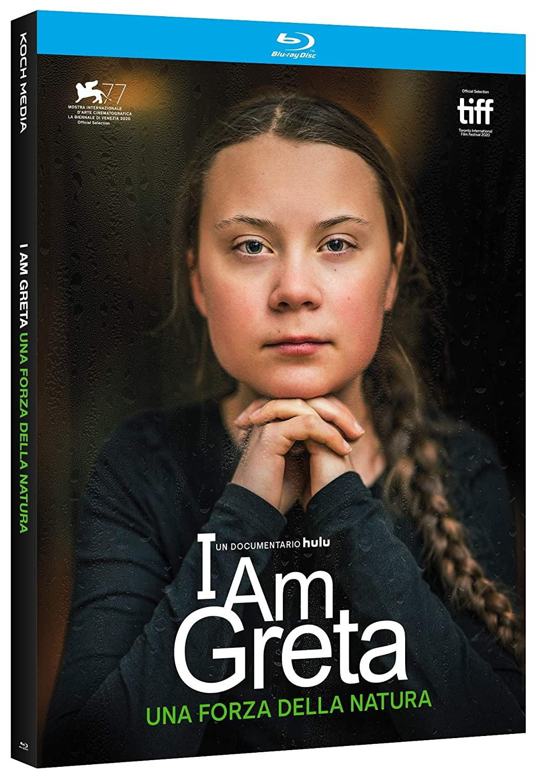 I AM GRETA - BLU RAY