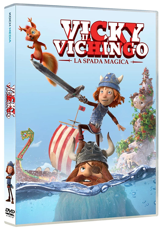 VICKY IL VICHINGO - LA SPADA MAGICA (DVD)