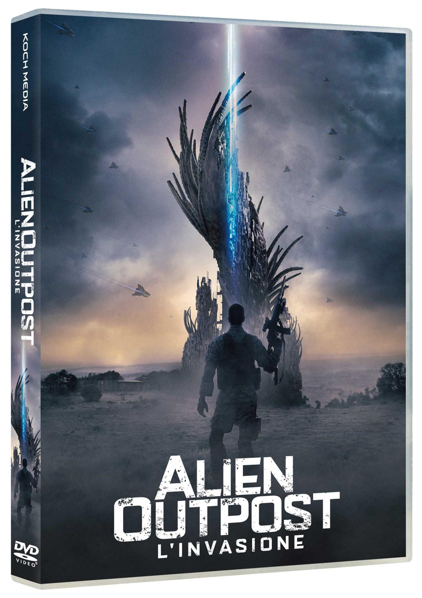 ALIEN OUTPOST - L'INVASIONE (DVD)