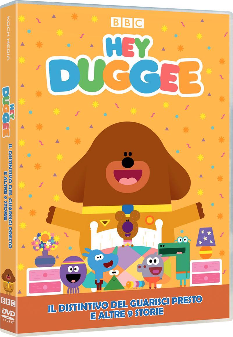 HEY DUGGEE - IL DISTINTIVO DEL GUARISCI PRESTO (DVD)