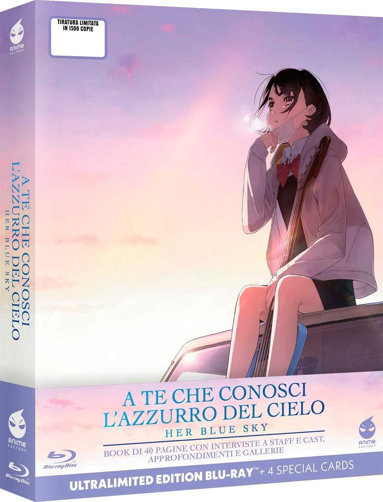 A TE CHE CONOSCI L'AZZURRO DEL CIELO - HER BLUE SKY (ULTRALIMITE