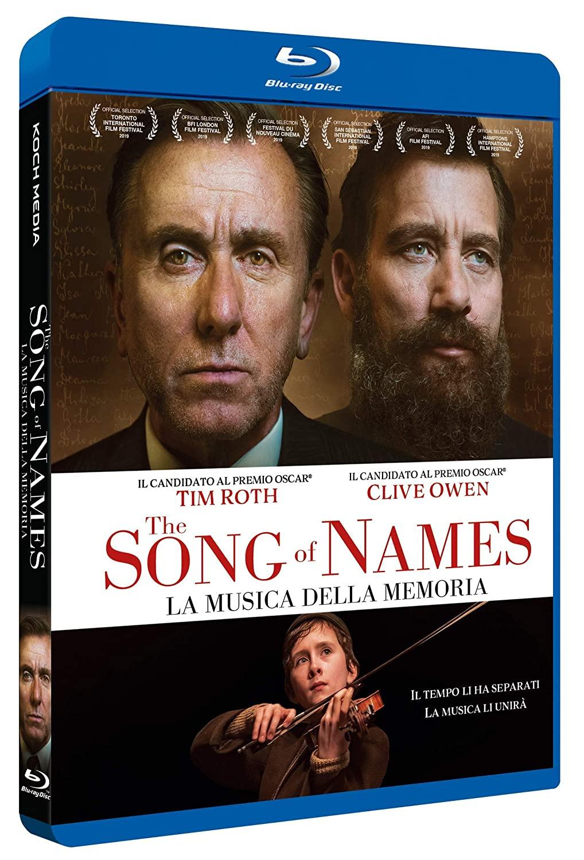 THE SONG OF NAMES - LA MUSICA DELLA MEMORIA - BLU RAY