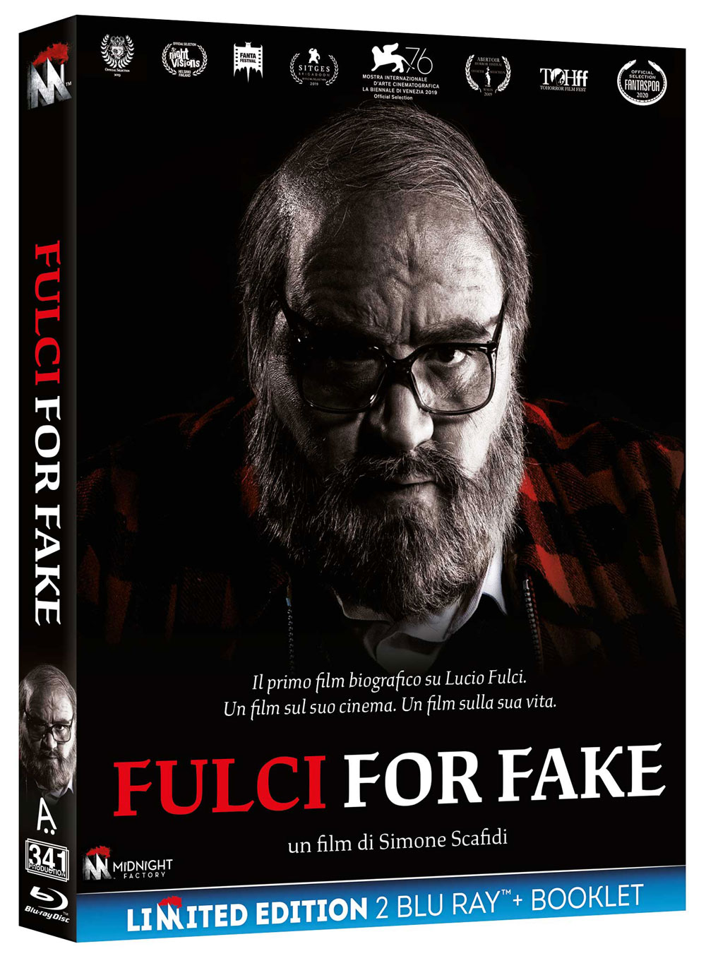 FULCI FOR FAKE (2 BLU-RAY+BOOKLET)