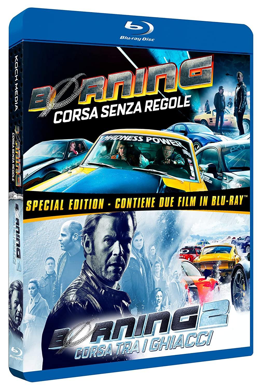 COF.BORNING - CORSA SENZA REGOLE / BORNING 2 - CORSA TRA I GHIAC