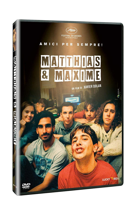 MATTHIAS & MAXIME (DVD)