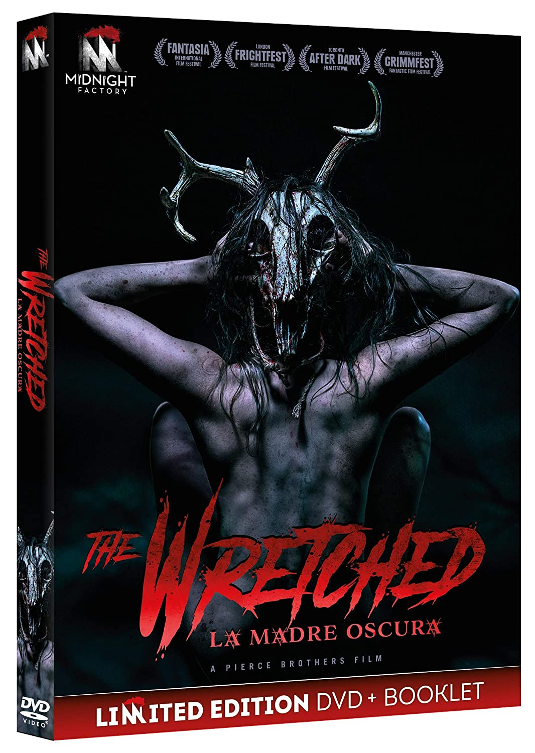 THE WRETCHED - LA MADRE OSCURA (DVD+BOOKLET) (DVD)