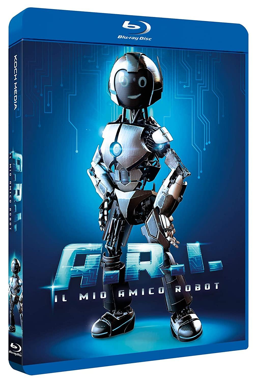 A.R.I. - IL MIO AMICO ROBOT - BLU RAY