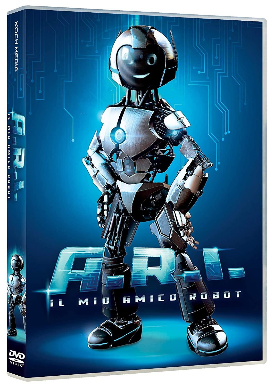 A.R.I. - IL MIO AMICO ROBOT (DVD)