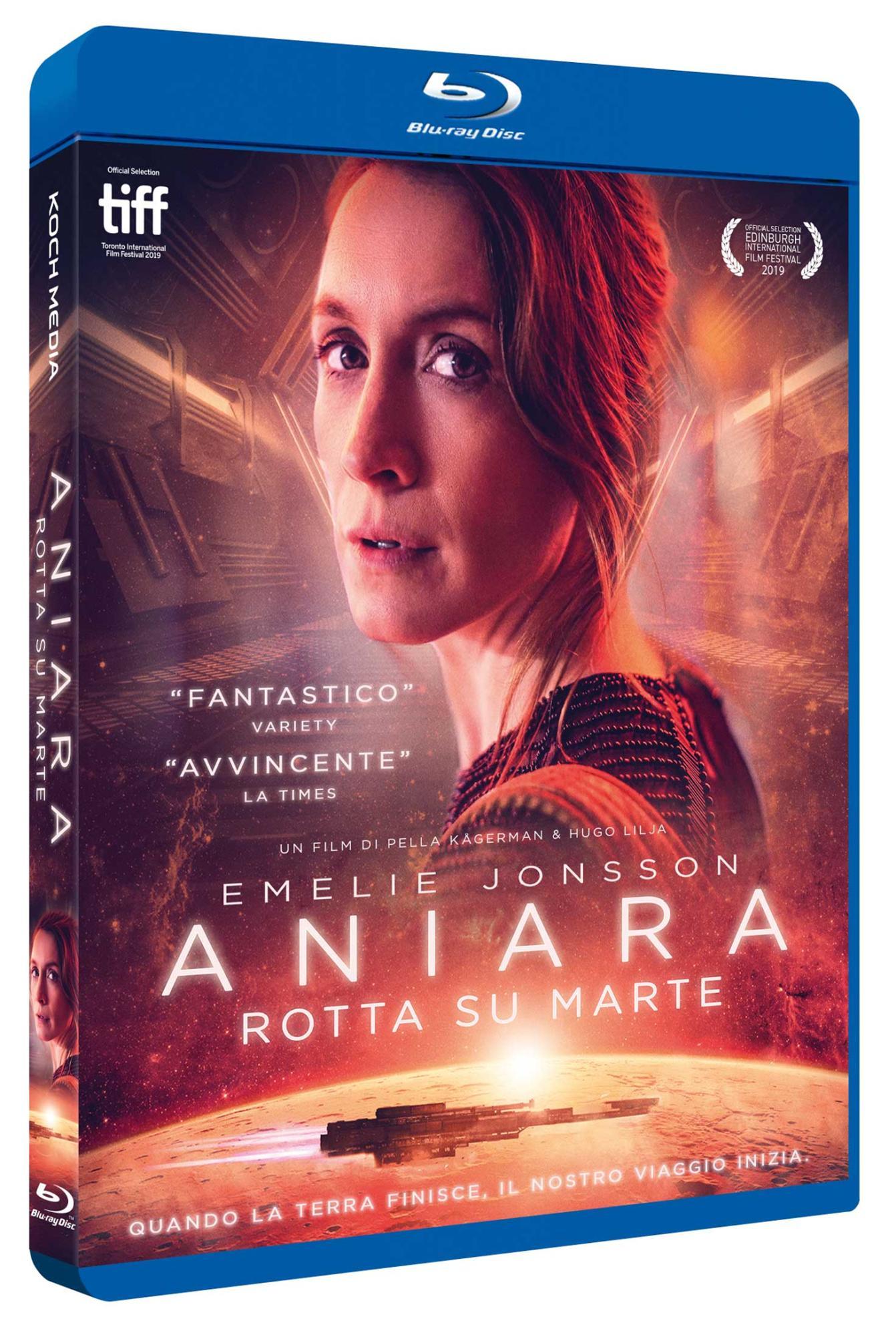 ANIARA - ROTTA SU MARTE - BLU RAY