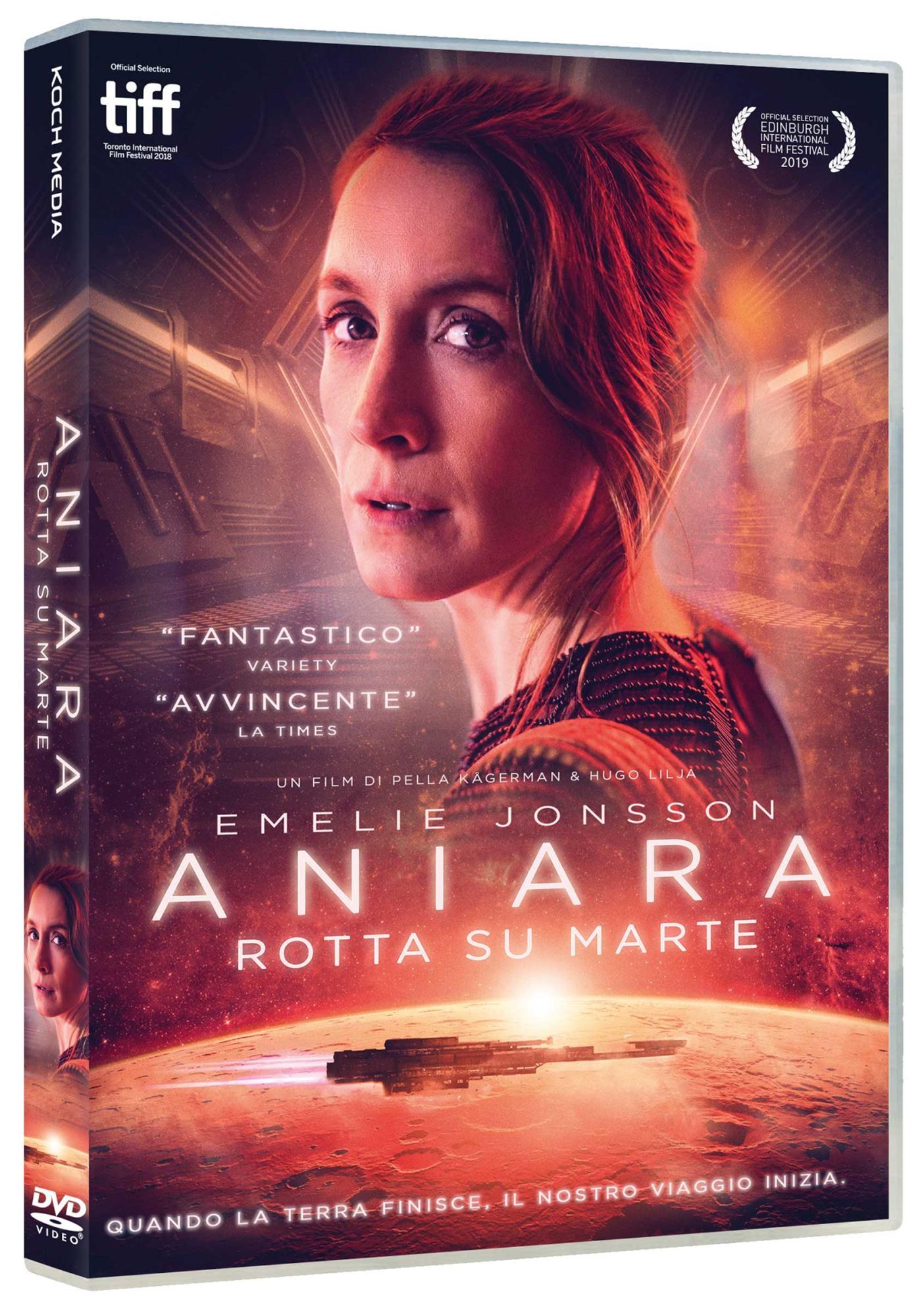ANIARA - ROTTA SU MARTE (DVD)