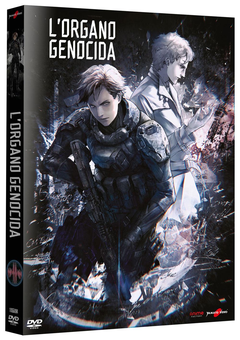 L'ORGANO GENOCIDA (DVD)