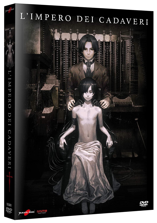 L'IMPERO DEI CADAVERI (DVD)