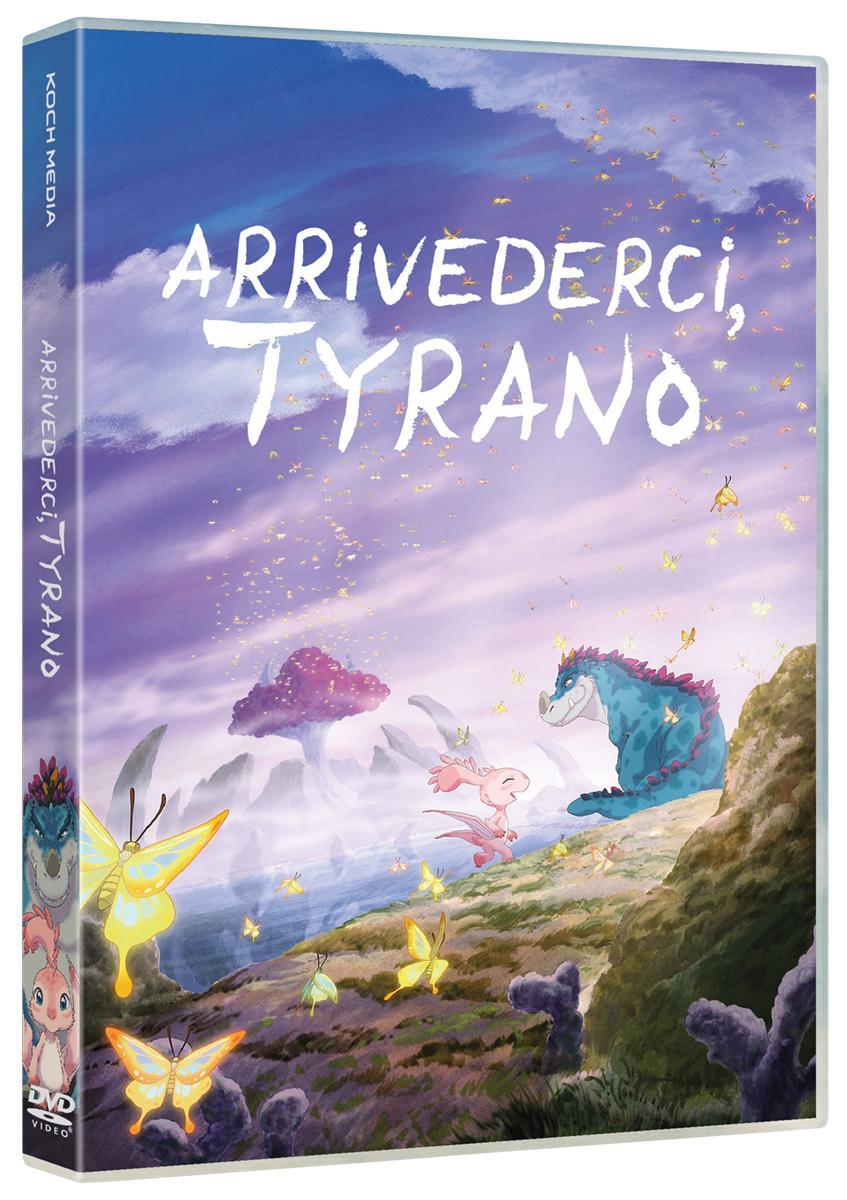 ARRIVEDERCI, TYRANO (DVD)