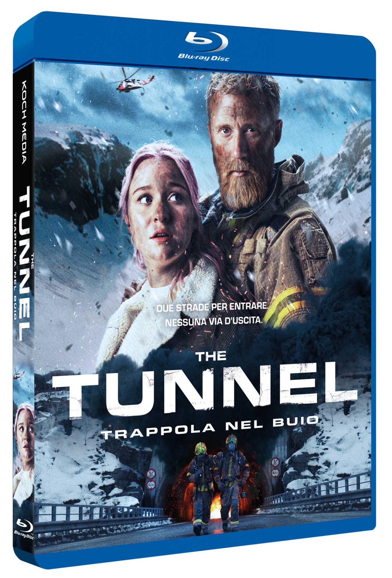 THE TUNNEL - TRAPPOLA NEL - BLU RAY