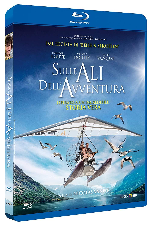 SULLE ALI DELL'AVVENTURA - BLU RAY