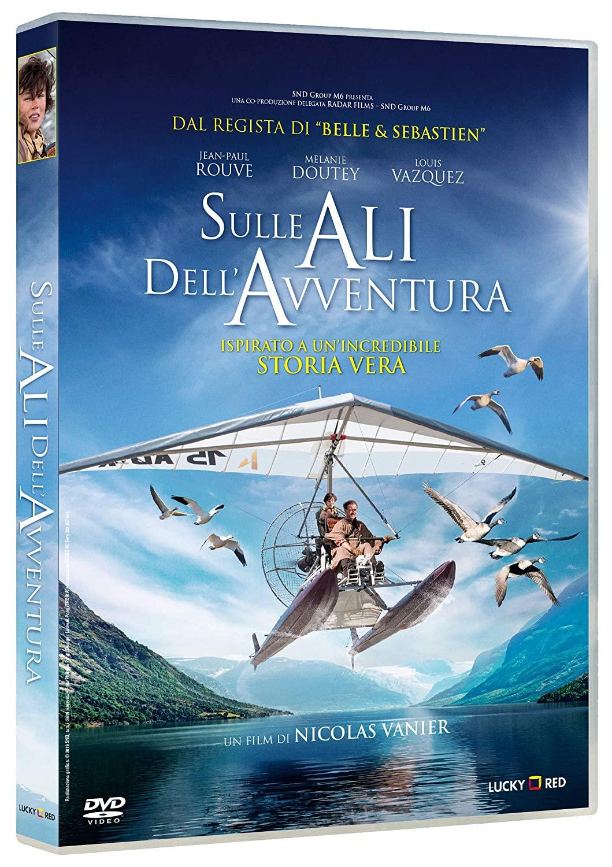 SULLE ALI DELL'AVVENTURA (DVD)