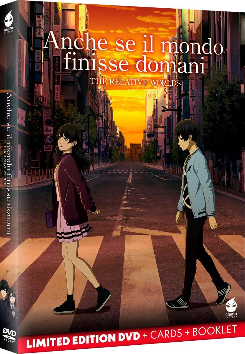 ANCHE SE IL MONDO FINISSE DOMANI - THE RELATIVE WORLDS (DVD)