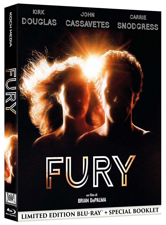 FURY (BLU-RAY + BOOKLET) (LIMITED EDITION) ( BLU RAY)