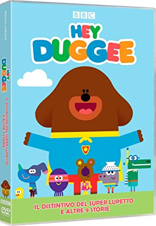 HEY DUGGEE - IL DISTINTIVO DEL SUPER LUPETTO (DVD)