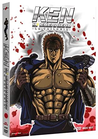 COF.KEN IL GUERRIERO - LA TRILOGIA (3 DVD) (DVD)