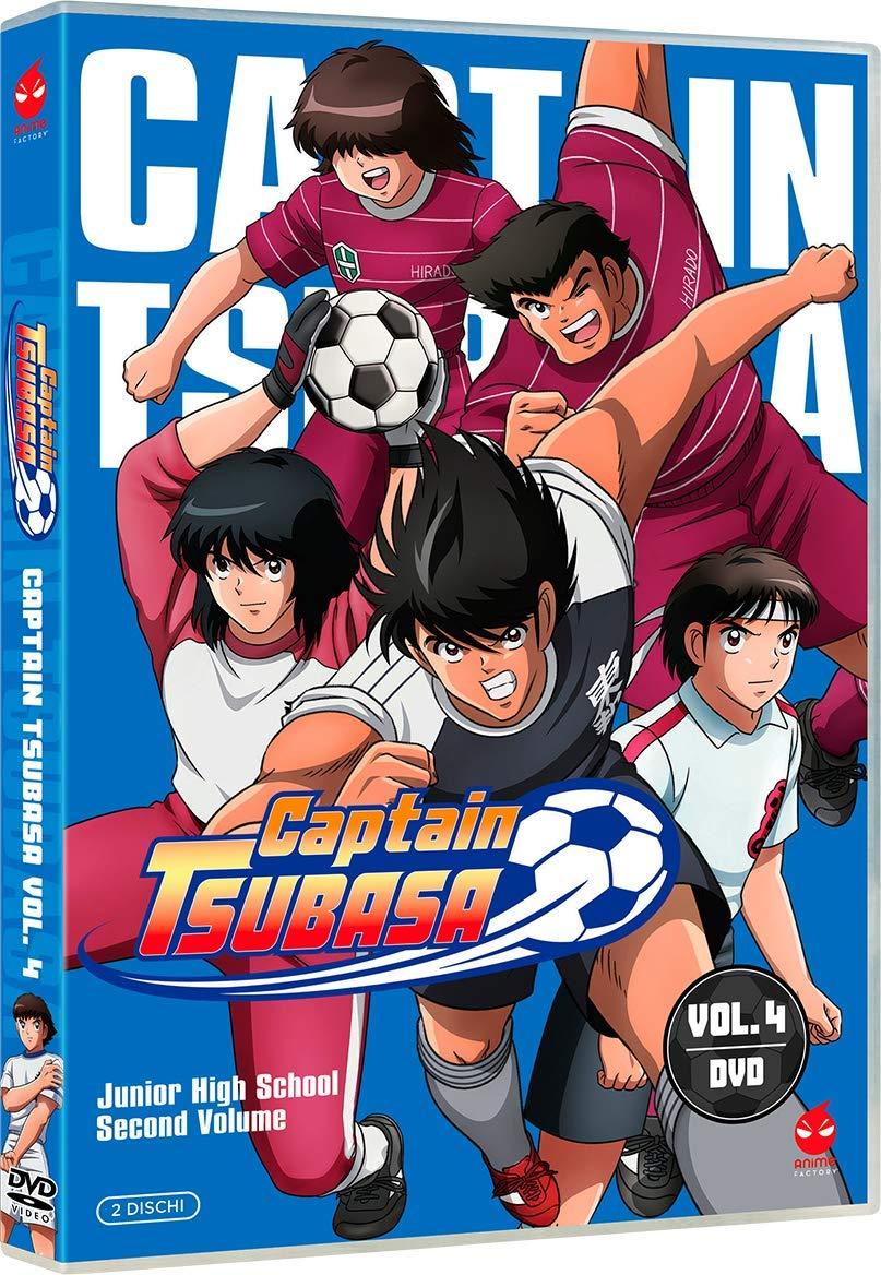 COF.CAPTAIN TSUBASA #04 (2 DVD) (DVD)