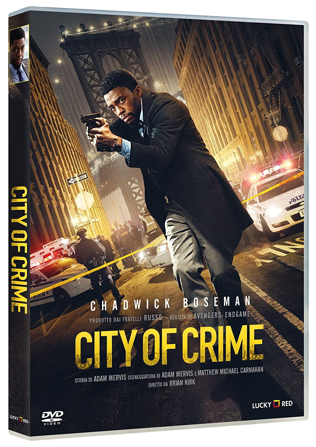 CITY OF CRIME (DVD)