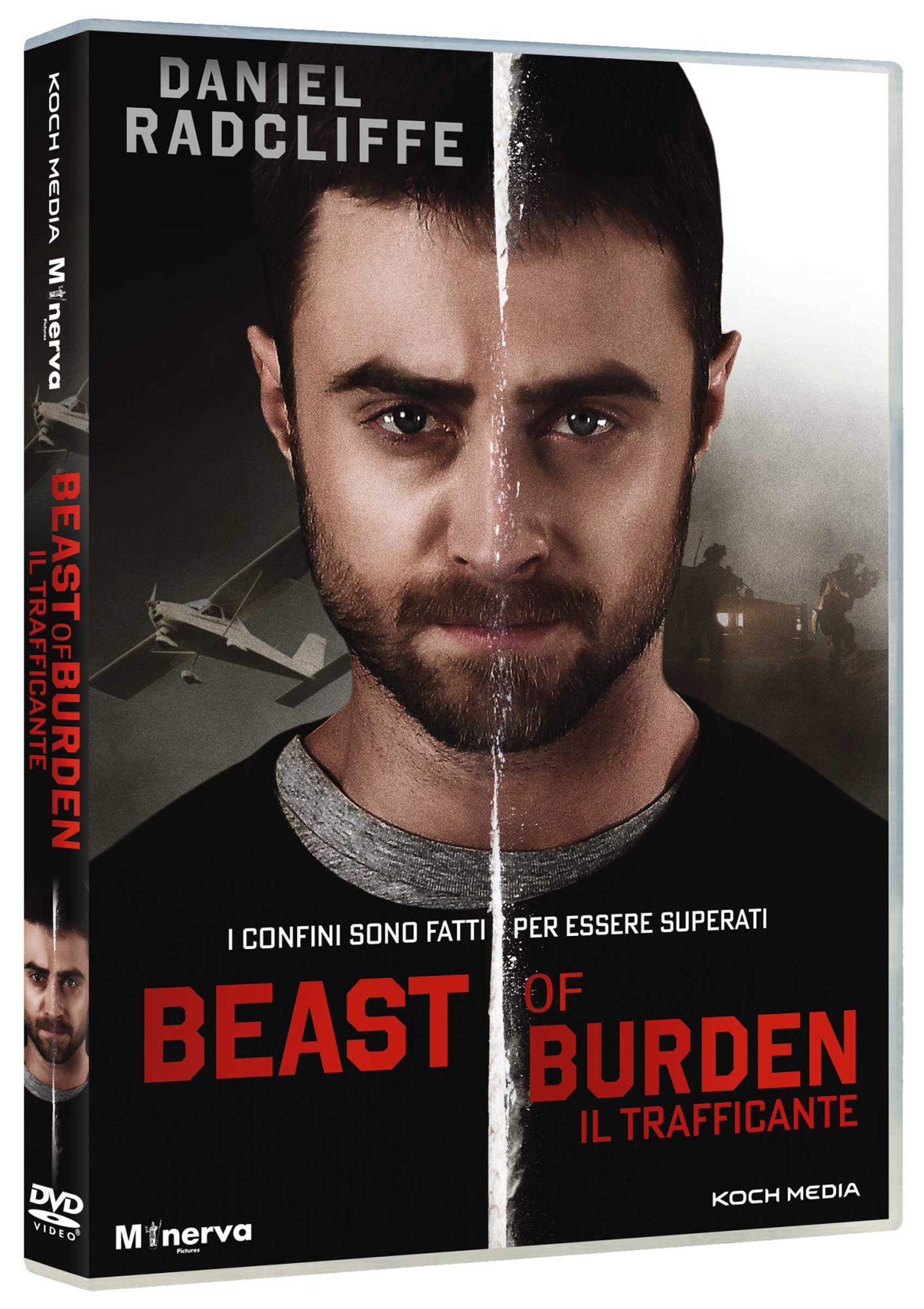 BEAST OF BURDEN - IL TRAFFICANTE (DVD)