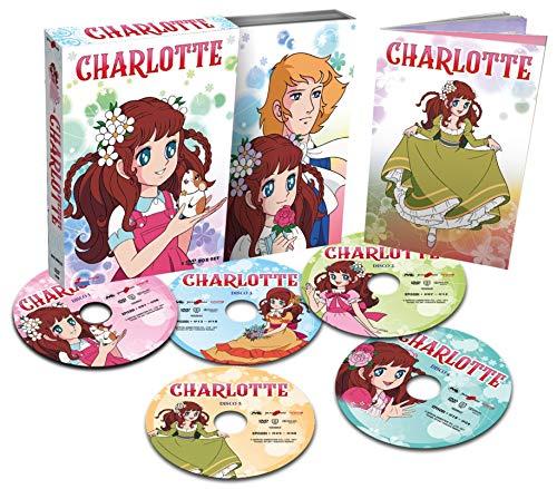 COF.CHARLOTTE - LA SERIE COMPLETA (5 DVD) (DVD)