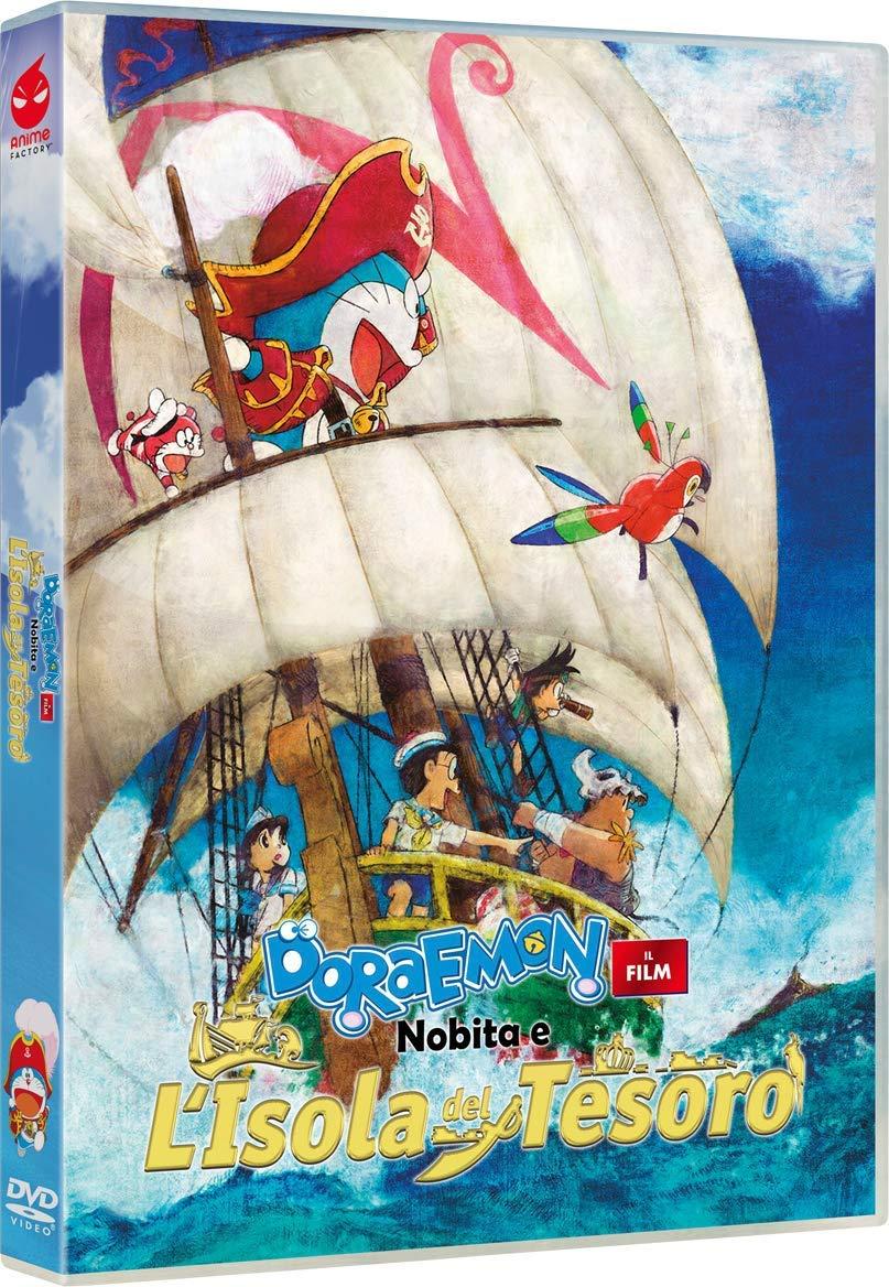 DORAEMON - IL FILM: NOBITA E L'ISOLA DEL TESORO (DVD)