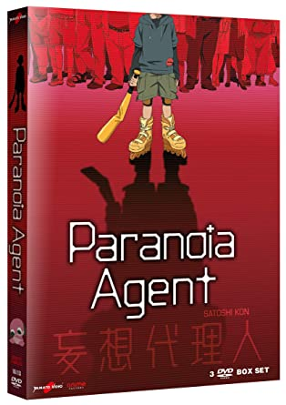 COF.PARANOIA AGENT (3 DVD) (DVD)