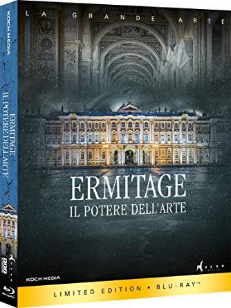 ERMITAGE IL POTERE DELL'ARTE (DVD)