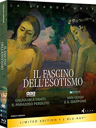 COF.IL FASCINO DELL'ESOTISMO (2 BLU RAY)