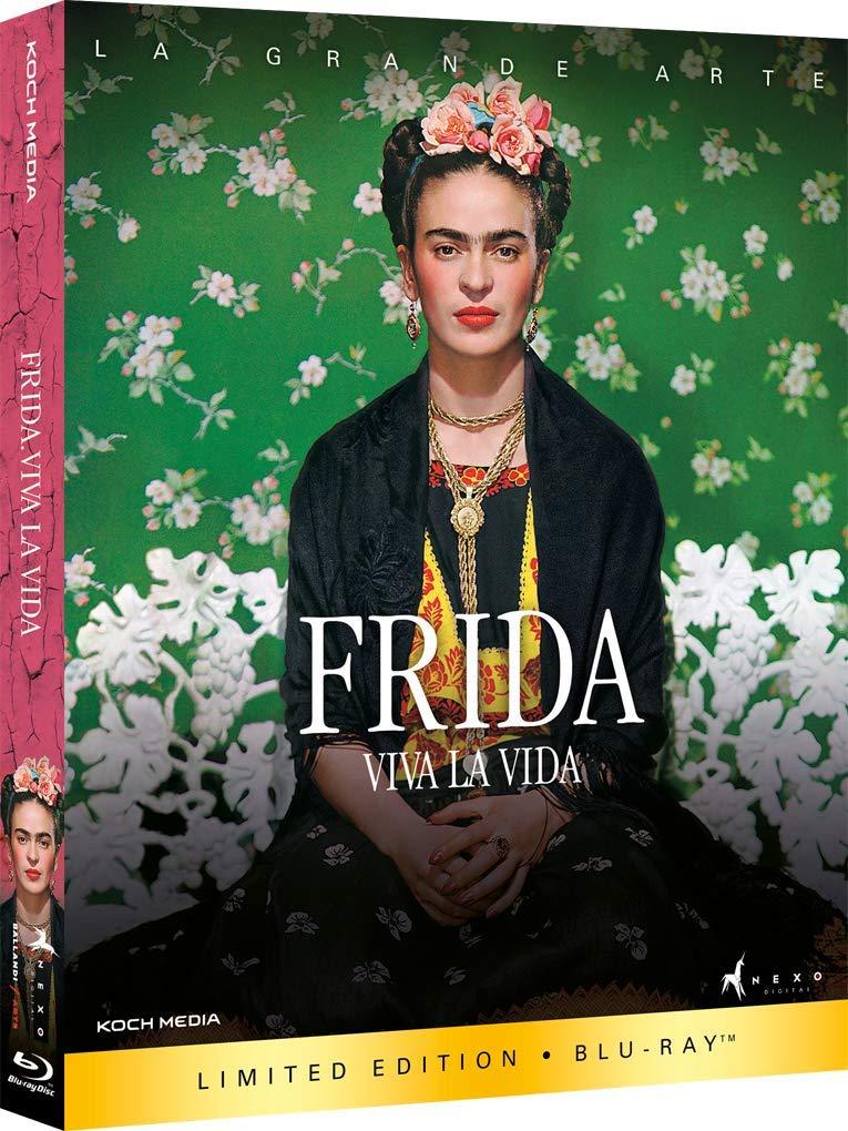 FRIDA - VIVA LA VIDA - BLU RAY