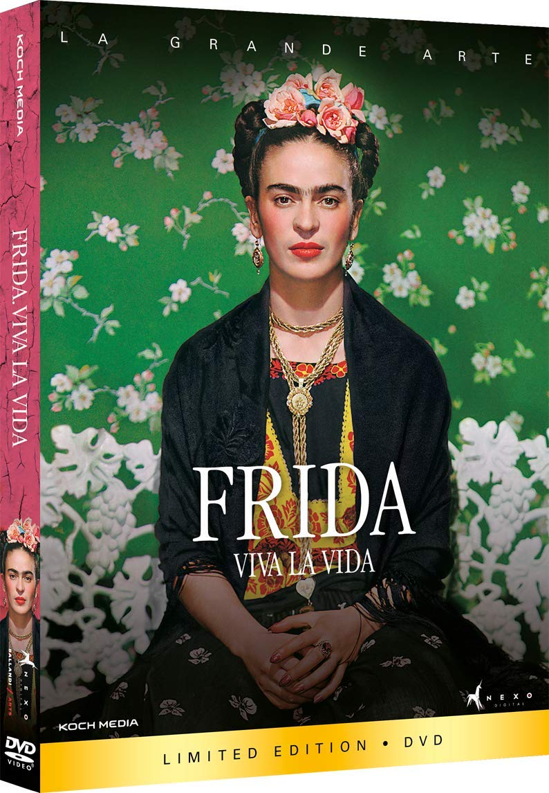 FRIDA - VIVA LA VIDA (DVD)