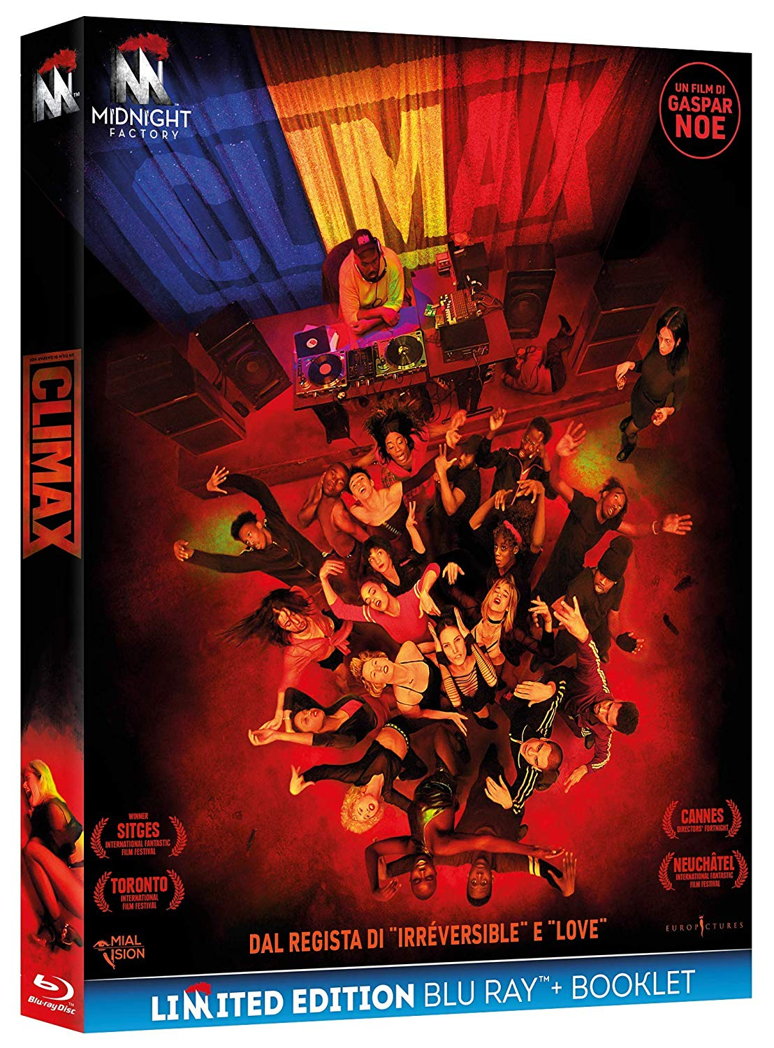 CLIMAX (LTD) (BLU-RAY+BOOKLET)