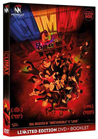 CLIMAX (LTD) (DVD+BOOKLET) (DVD)