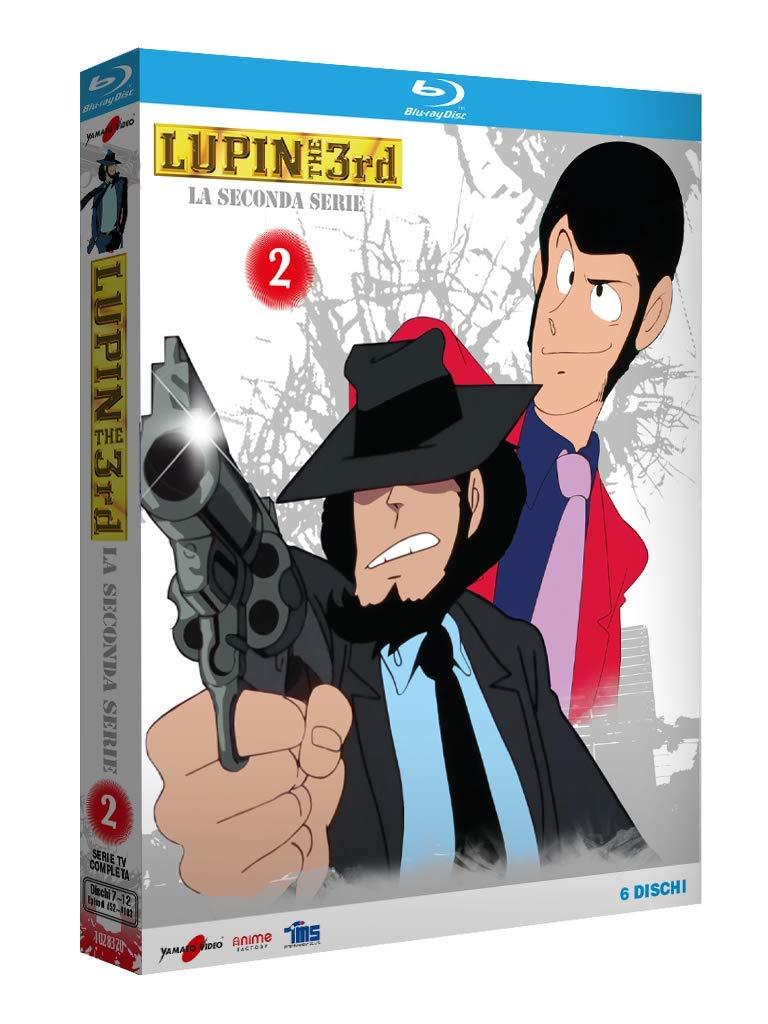 COF.LUPIN III - LA SECONDA SERIE #02 (6 BLU-RAY)