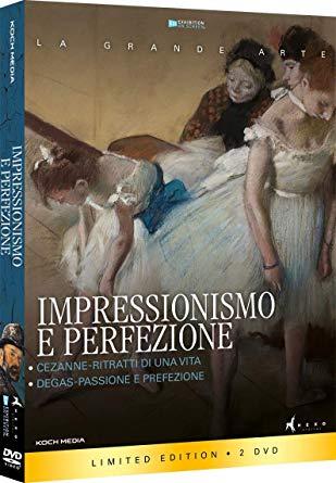 COF.IMPRESSIONISMO E PERFEZIONE (2 BLU-RAY)