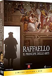 RAFFAELLO - IL PRINCIPE DELLE ARTI - BLU RAY