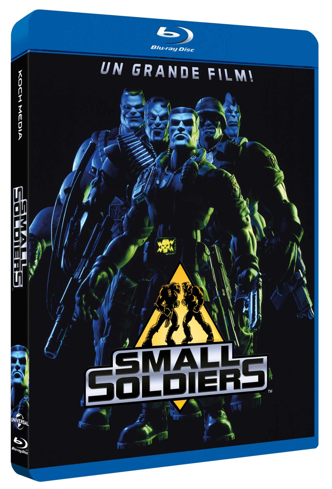 SMALL SOLDIERS - BLU RAY