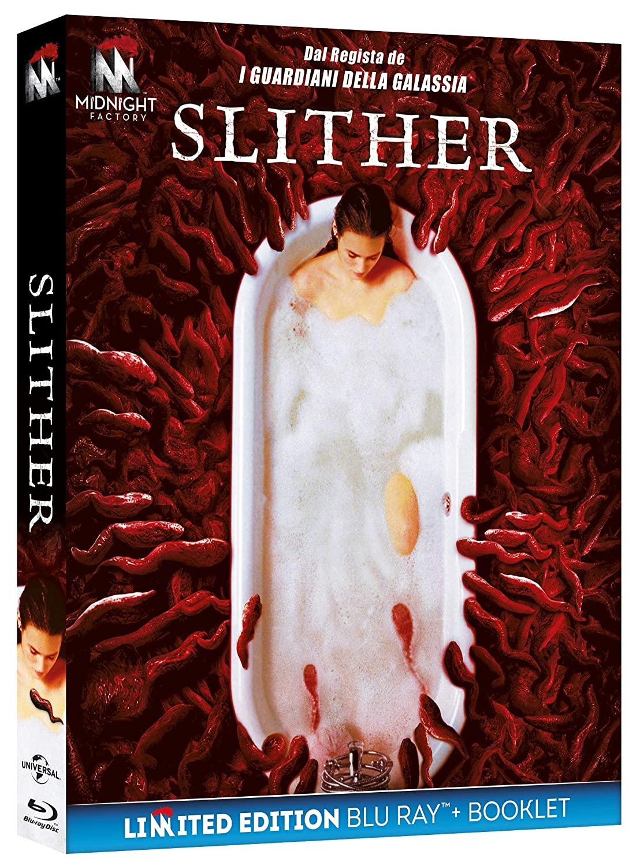 SLITHER (LTD) (BLU-RAY+BOOKLET)
