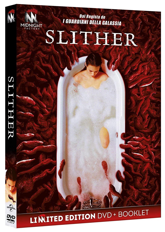 SLITHER (LTD) (DVD+BOOKLET) (DVD)