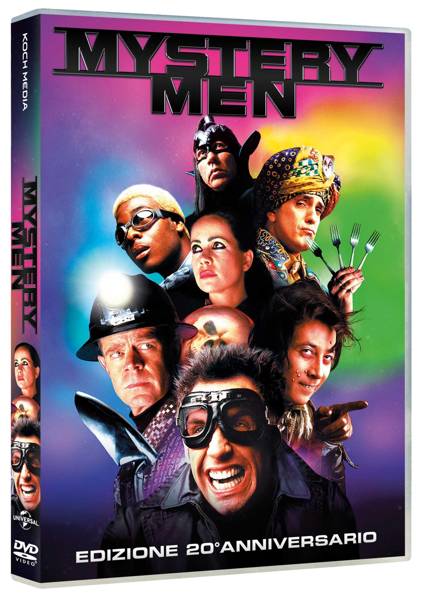 MYSTERY MEN (DVD)