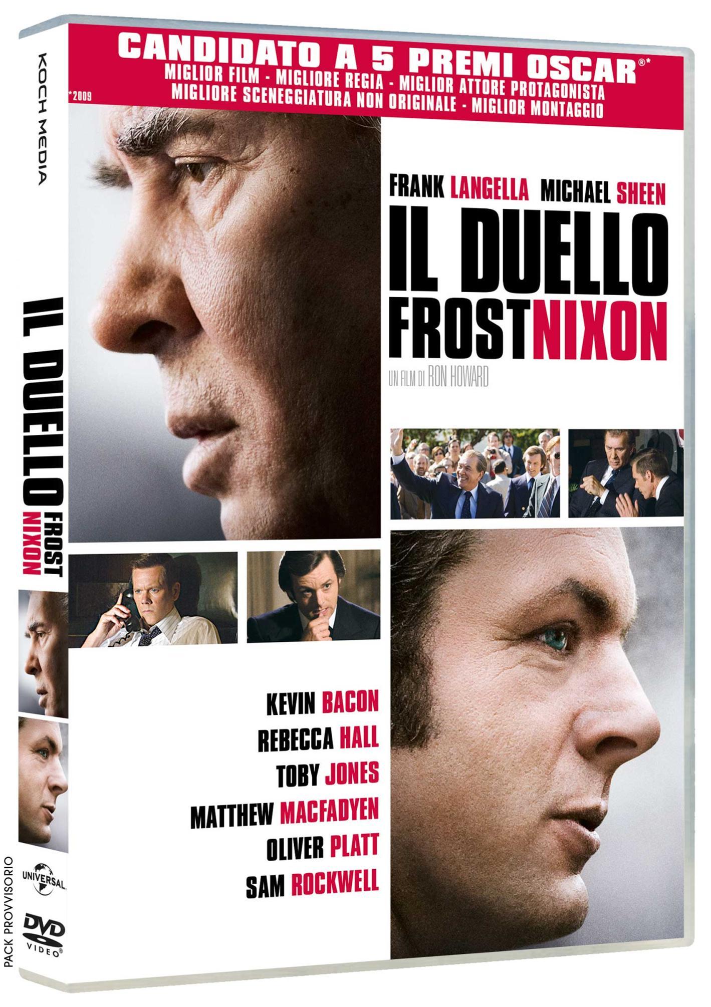 FROST / NIXON - IL DUELLO (DVD)